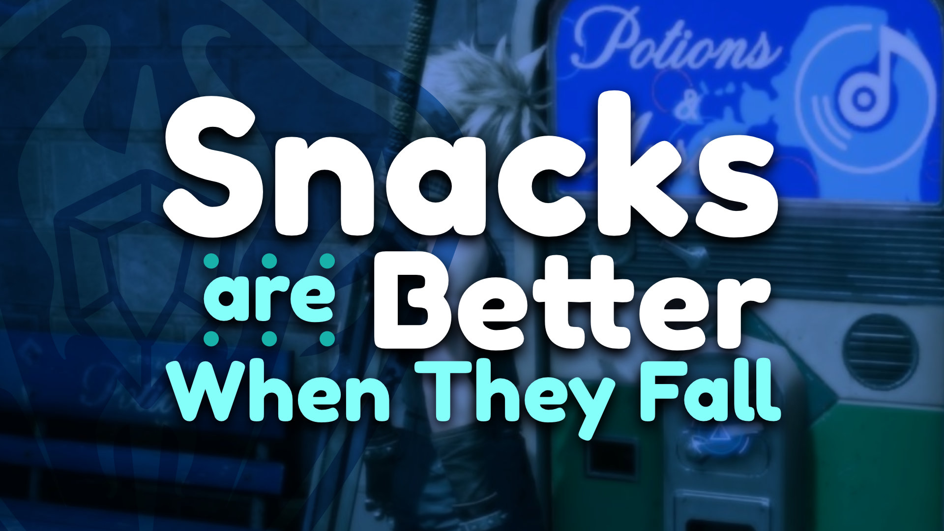 Snacks Are Better When They Fall Featured