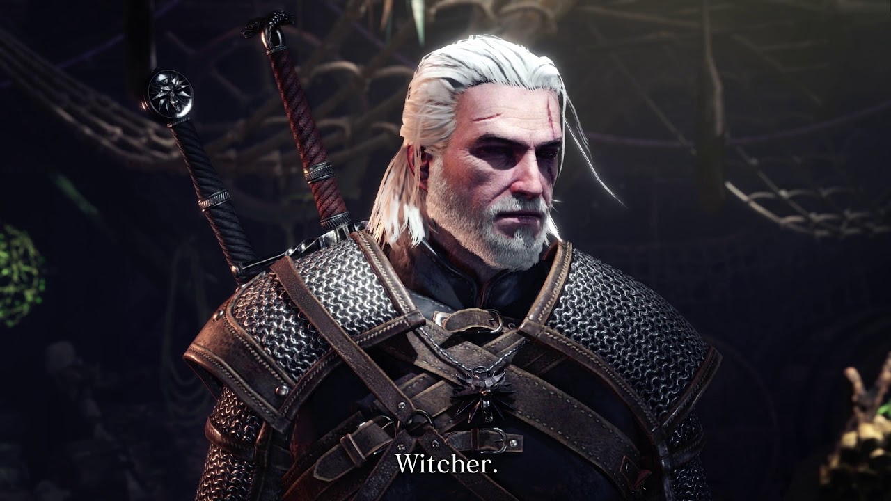 The Witcher 3 Collaboration Trailer