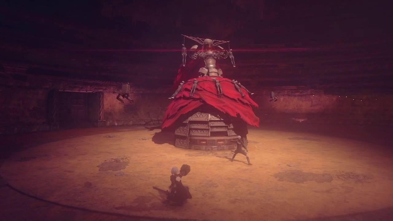 Train Boss Battle (E3 2016)