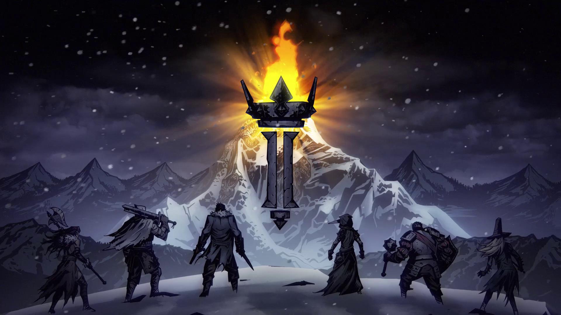 Artwork From Darkest Dungeon II