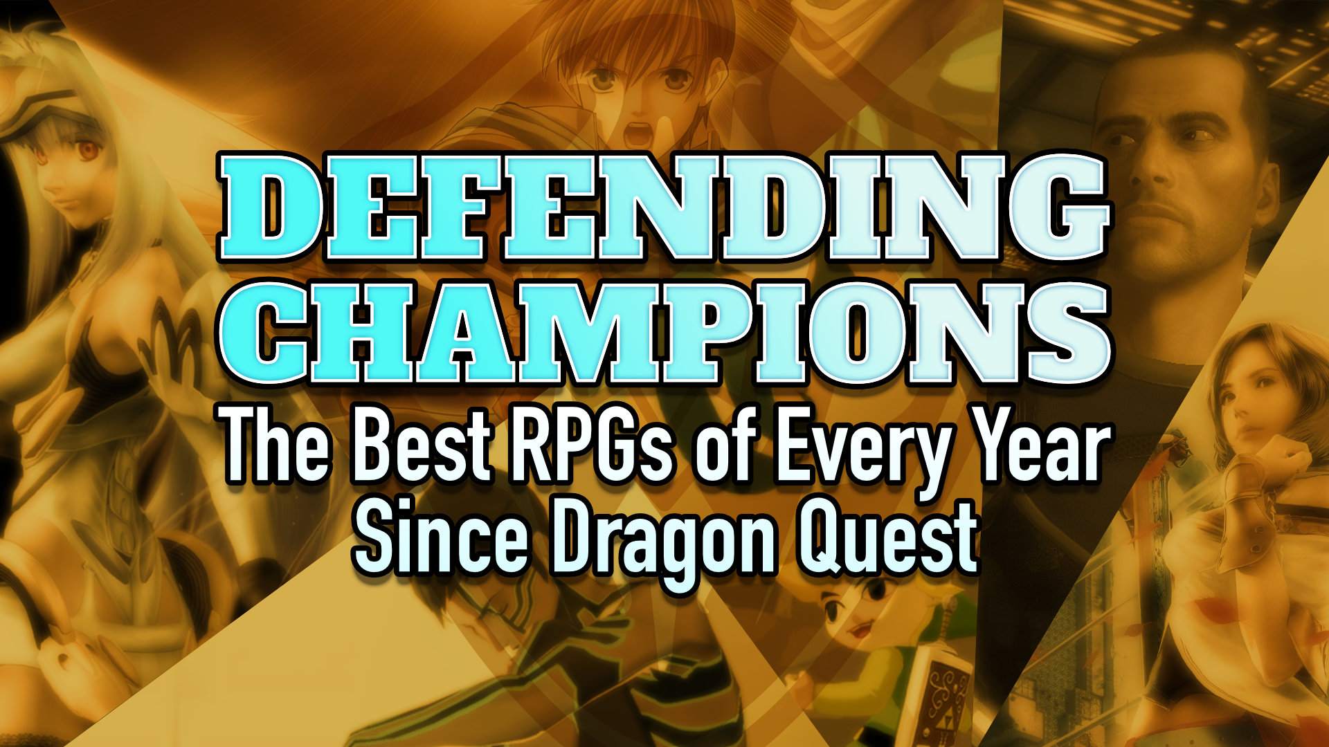 Defending Champions: The Best RPGs of Every Year Since Dragon Quest 2000s