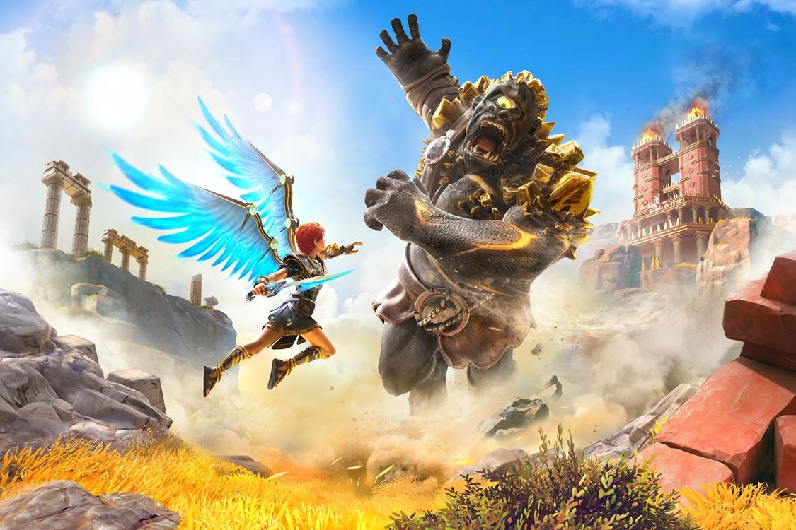 Screenshot From Immortals Fenyx Rising