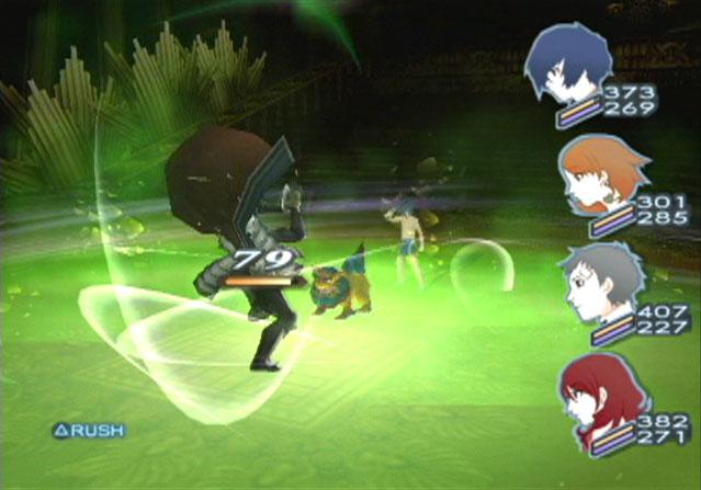 Shin Megami Tensei Persona 3 FES Screenshot 007