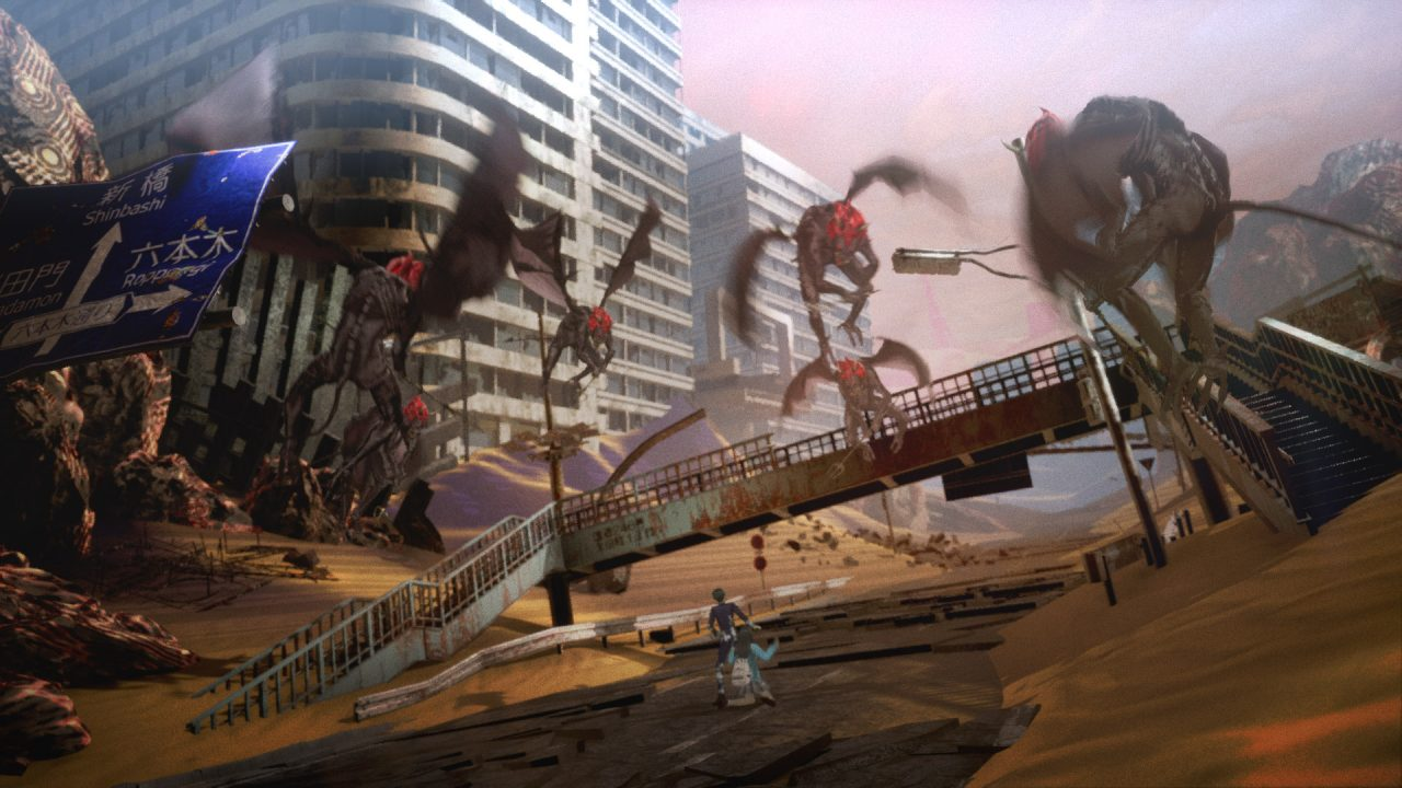 Screenshot From Shin Megami Tensei V