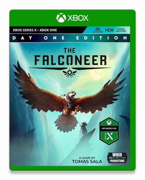 The Falconeer Box Art