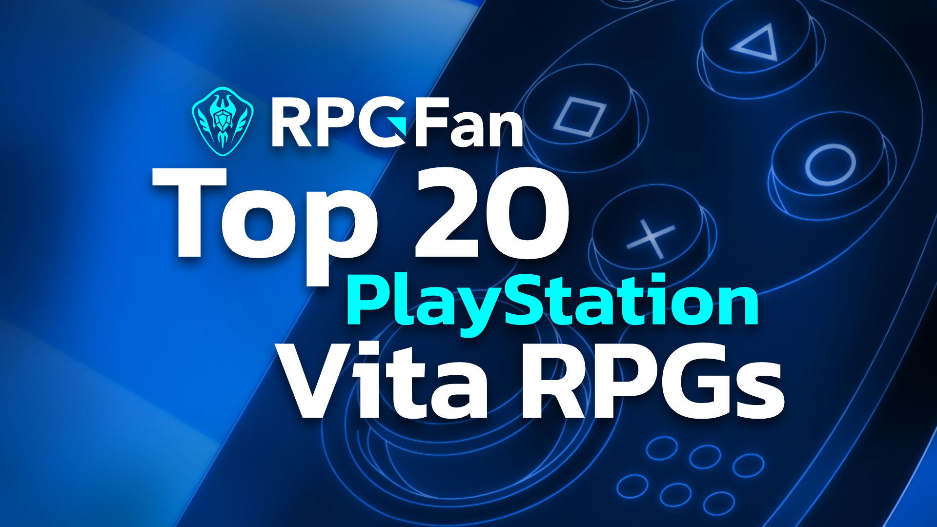 Top 20 PlayStation Vita RPGs