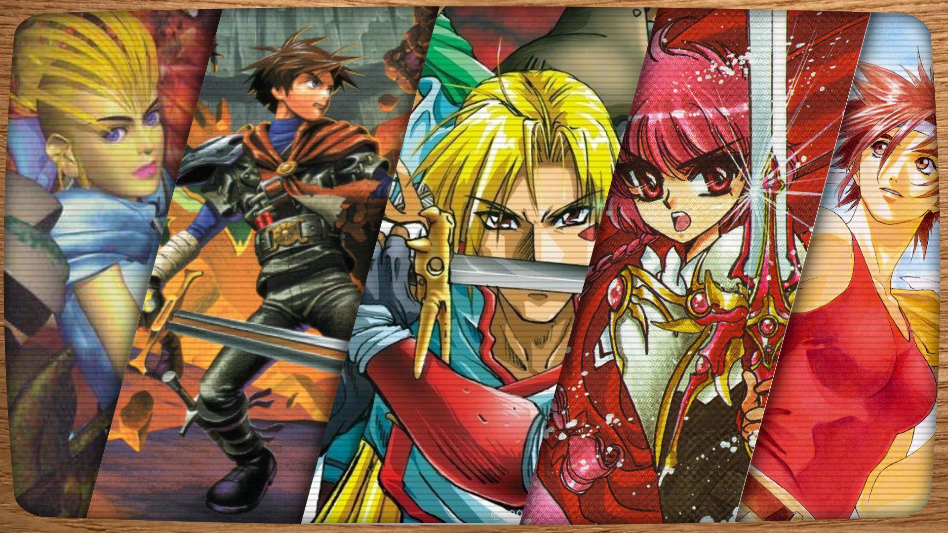 Flashback Friday 5: Sega Saturn