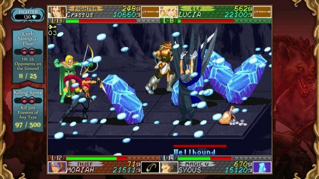 Dungeons & Dragons Chronicles of Mystara Screenshot 010