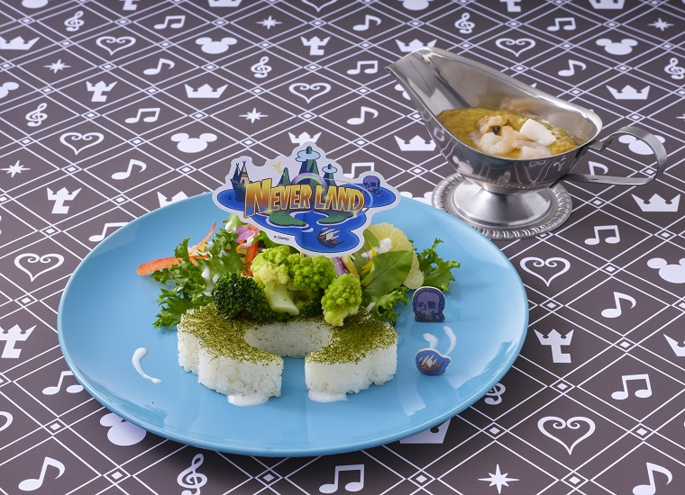 Seafood Curry From The Kingdom Hearts Cafe