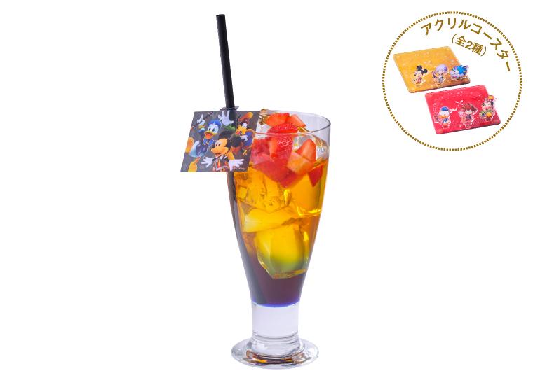 Strawberry Tea From The Kingdom Hearts Cafe