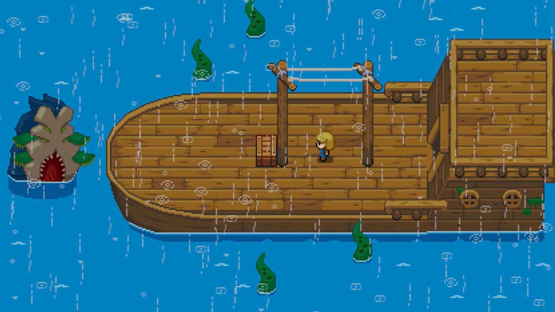 Ocean's Heart Screenshot