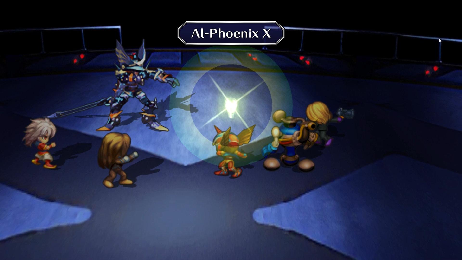 Screenshot From SaGa Frontier Remastered