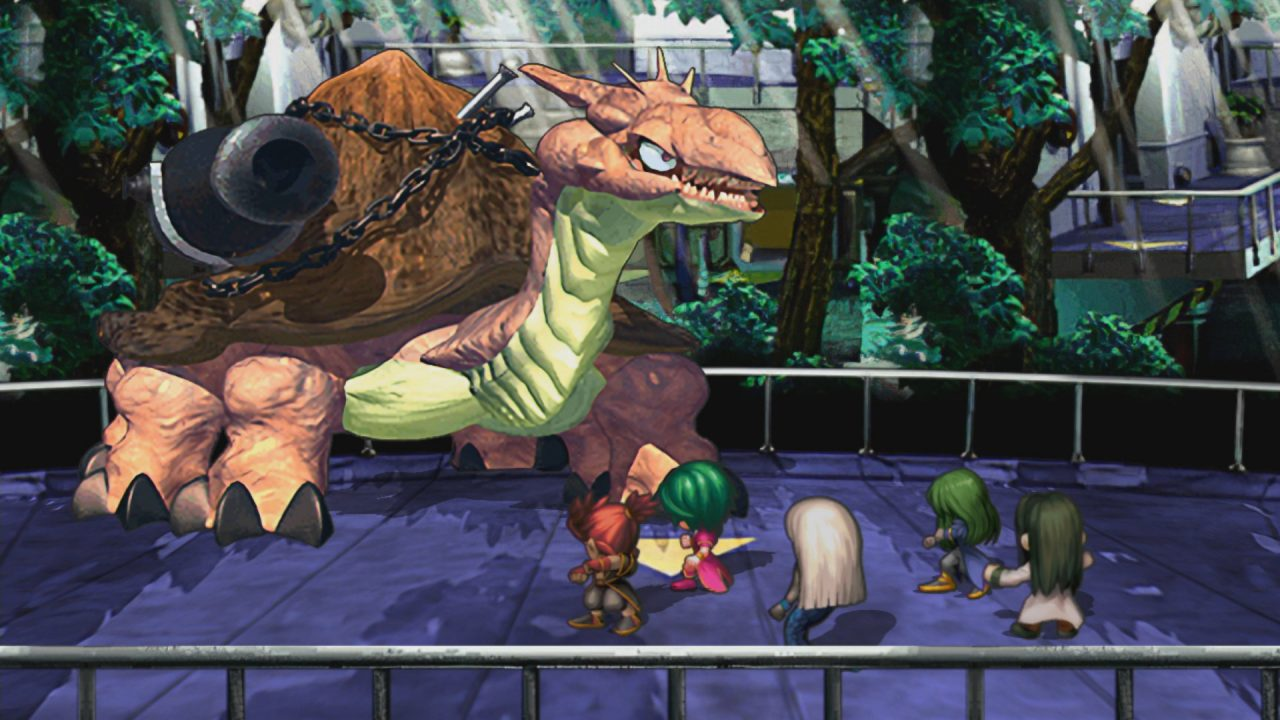 Screenshot From SaGa Frontier Remastered