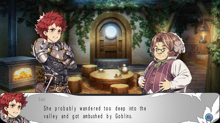 A major character doubts the capabilities of an ally in Saviors of Sapphire Wings / Stranger of Sword City Revisited.