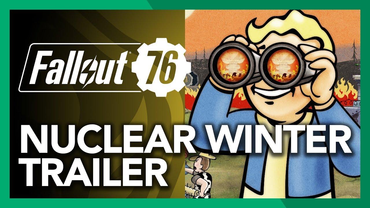 Nuclear Winter Trailer
