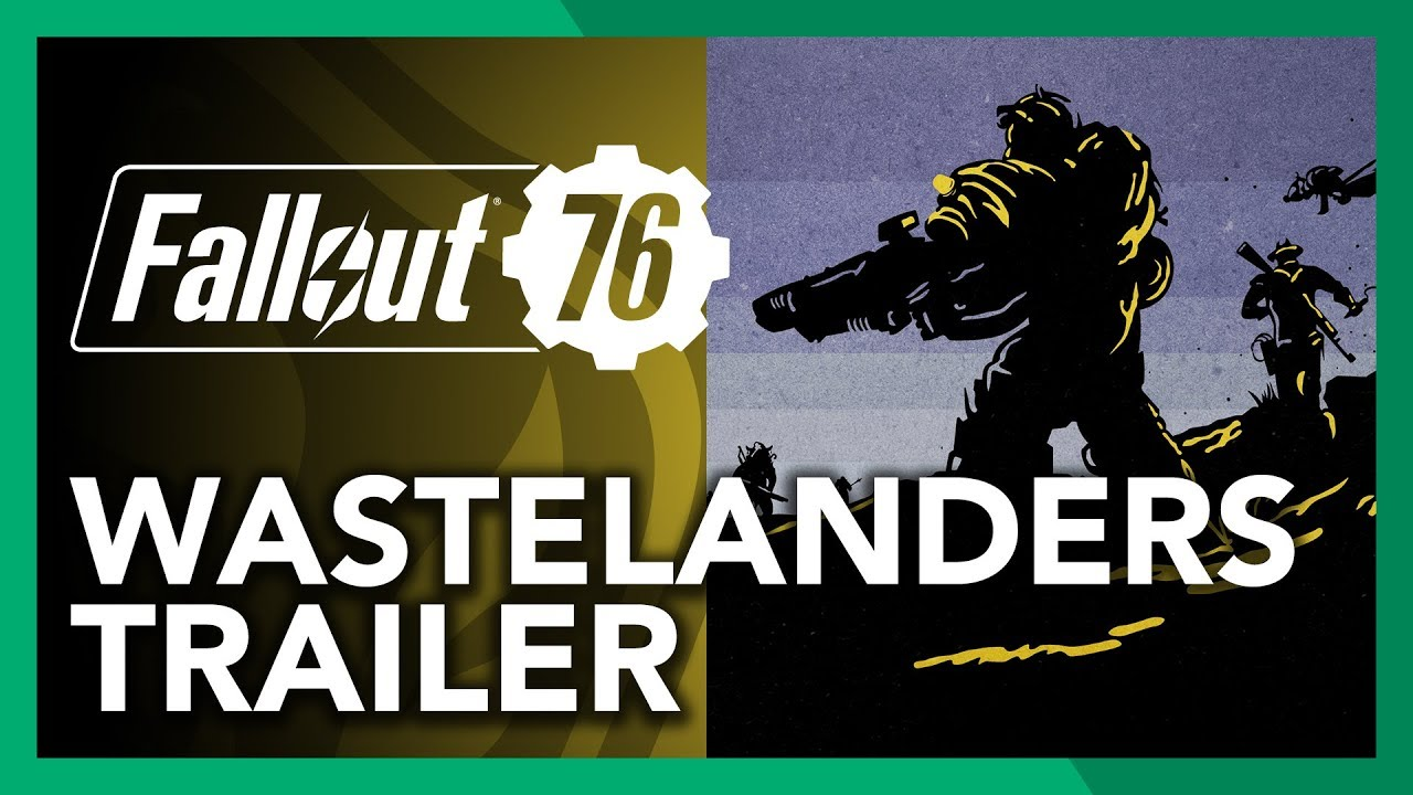 Wastelanders E3 2019 Trailer