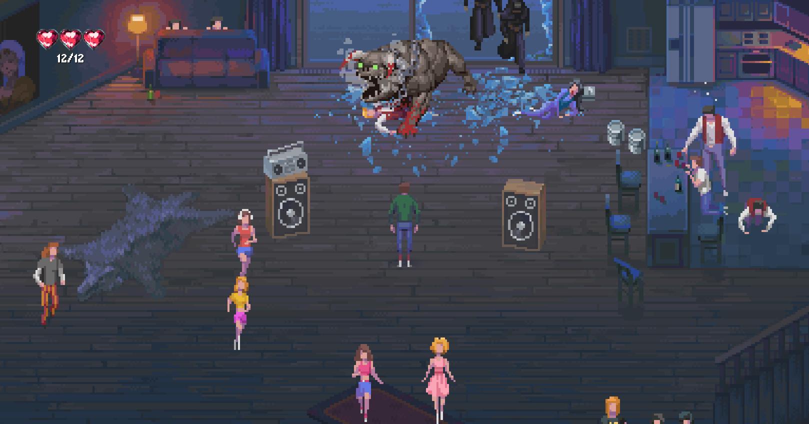 Kingdom of Night Screenshot 001