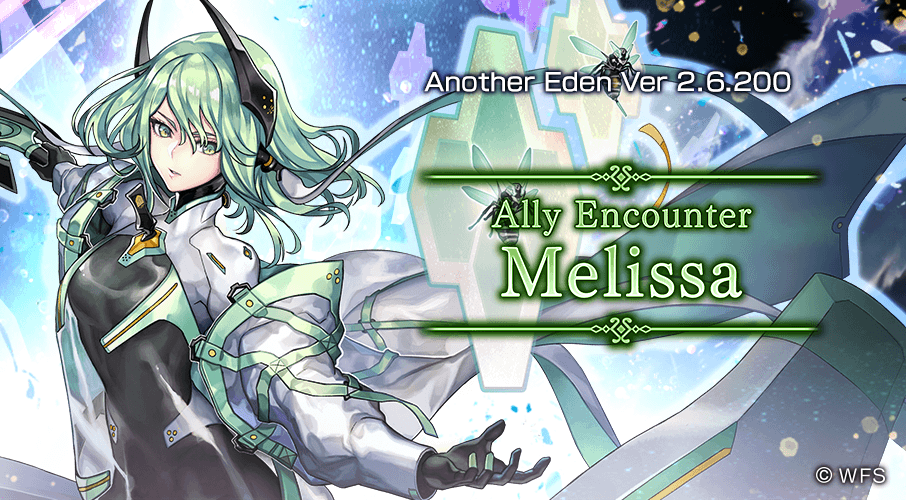 Artwork Of Melissa From Another Eden
