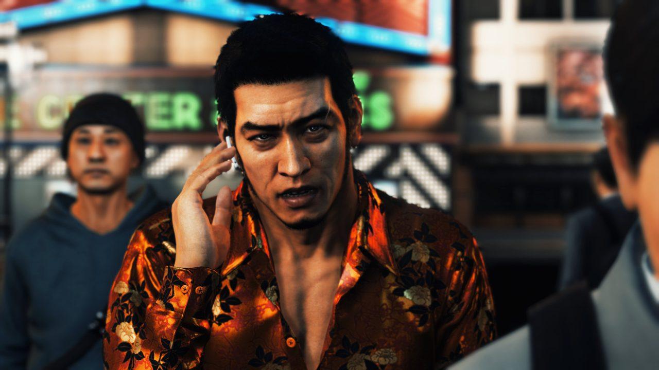 Judgment Screenshot of an Orange Clad Man