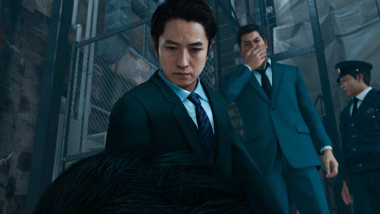 Judgment Screenshot of Two Businessmen
