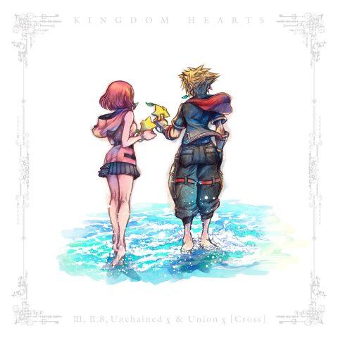 Kingdom Hearts III OST Cover