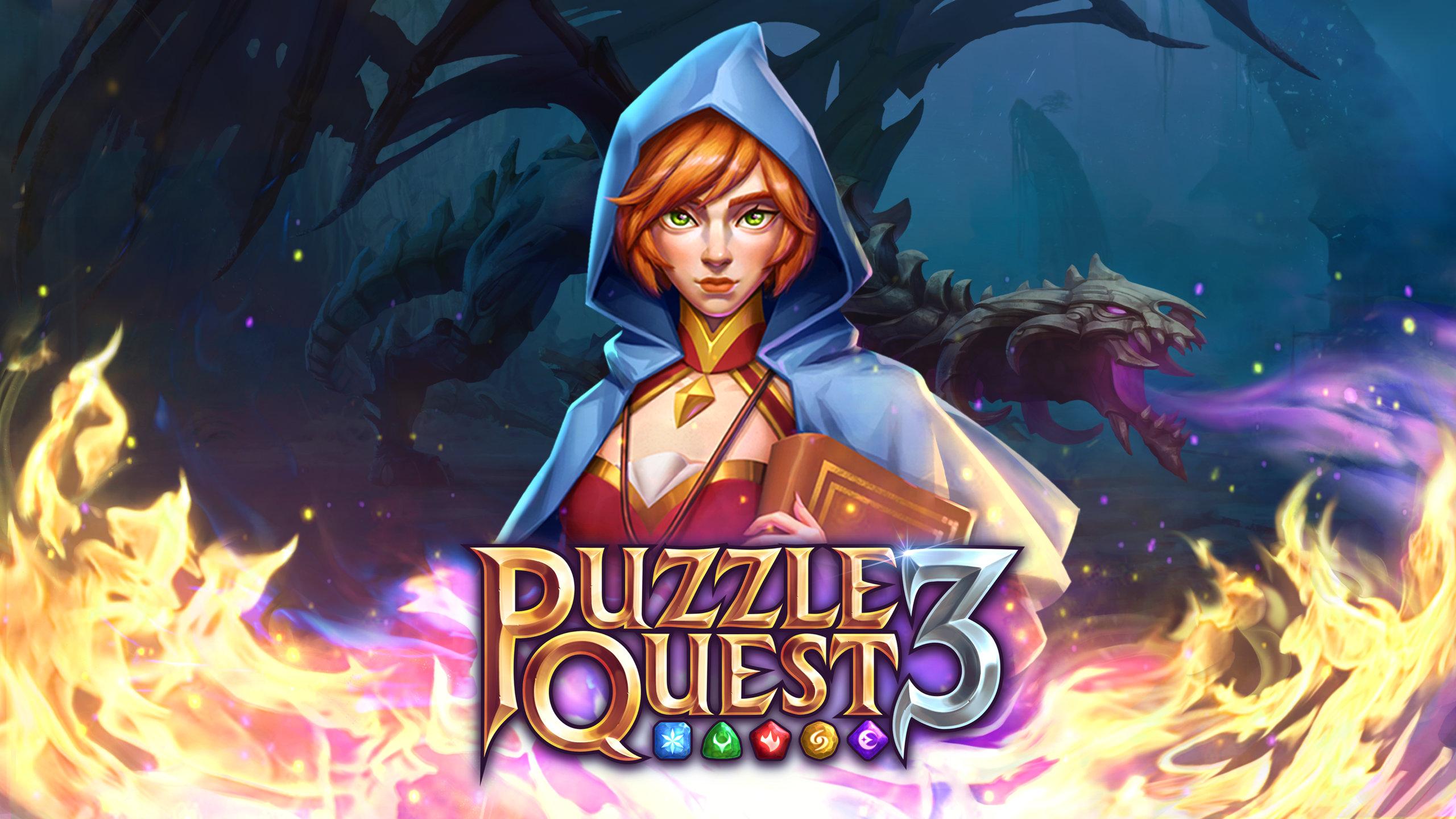 Puzzle Quest 3 Artwork