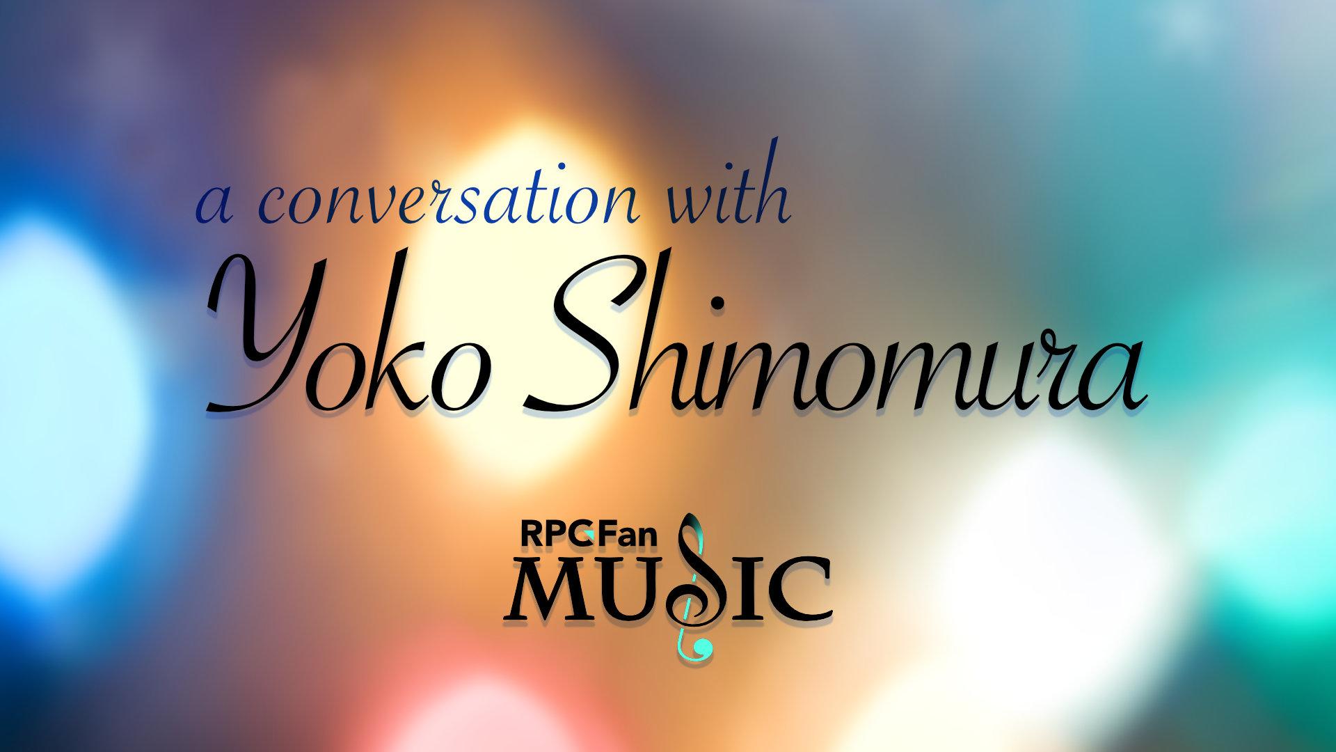 Yoko Shimomura Interview Featured