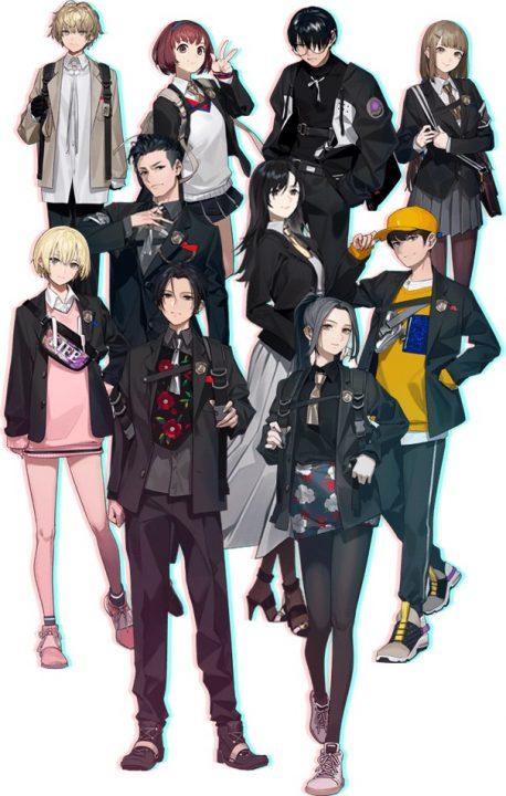 The cast of Caligula 2.