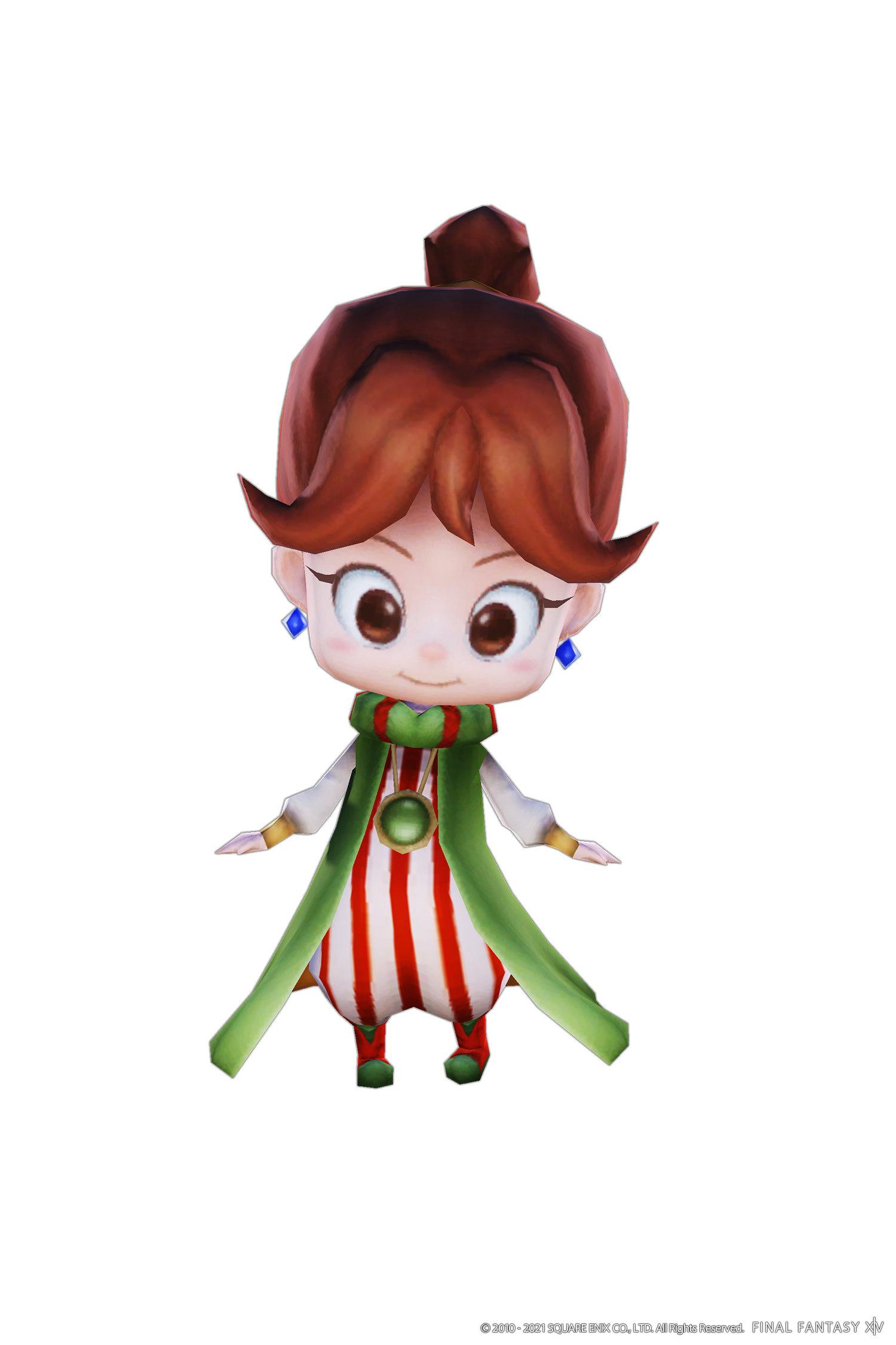 Final Fantasy XIV Preorder Wind-Up Porom Minion