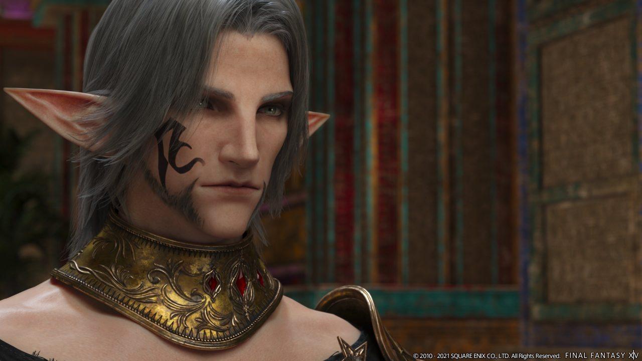 Final Fantasy XIV's Urianger Augurelt