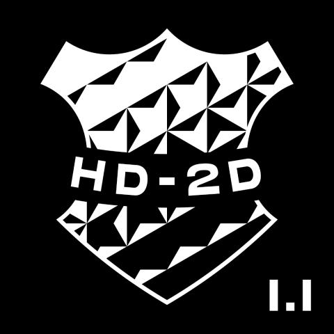 HD-2D Logo
