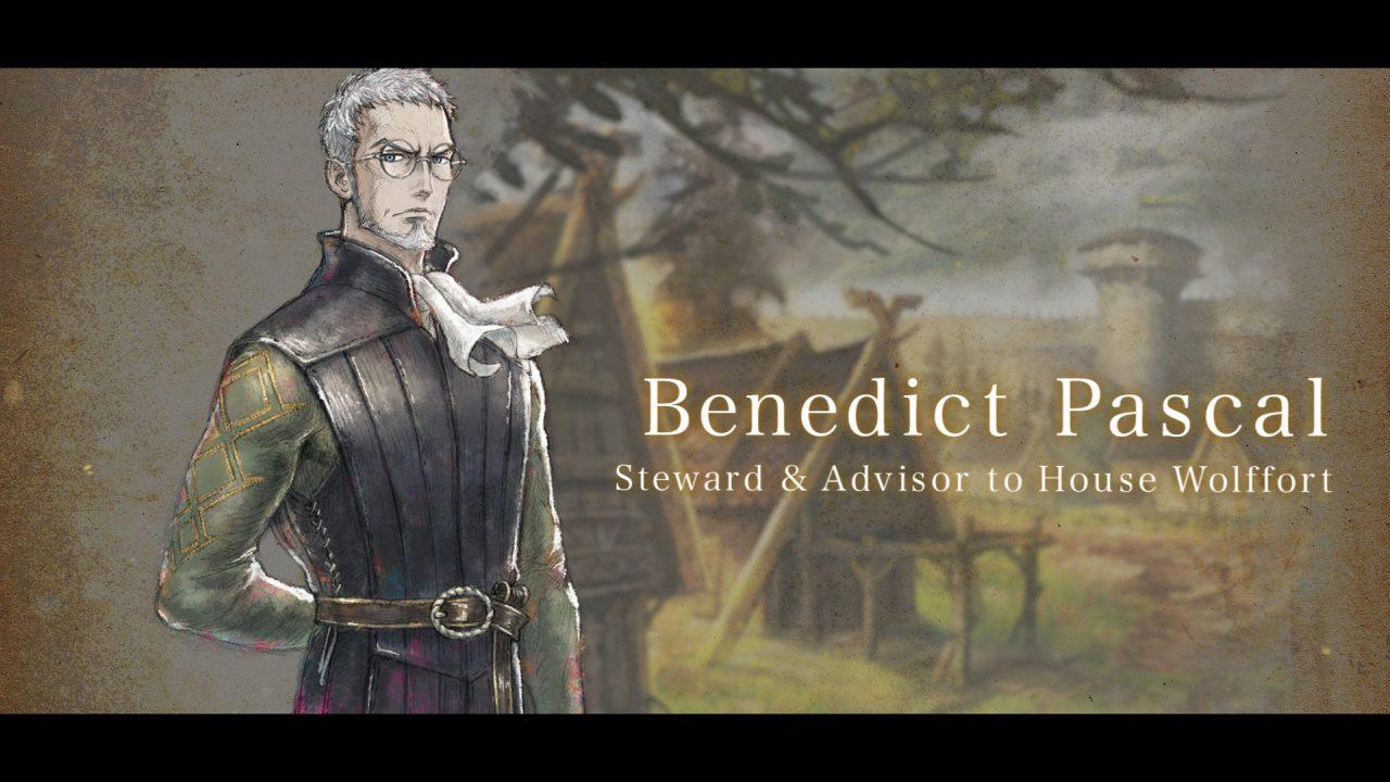 Tactician Benedict Pascal