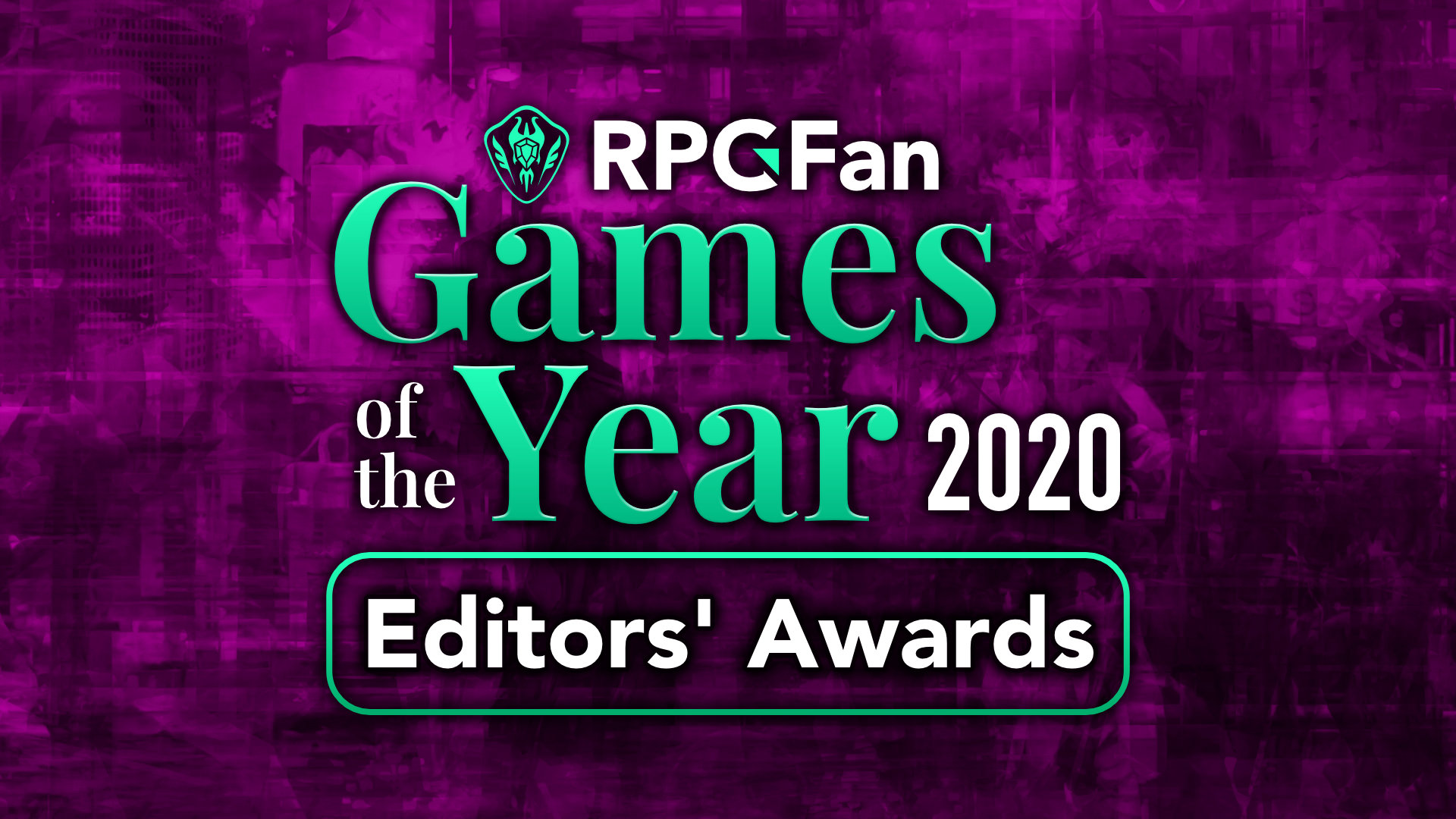 RPGFan Games of the Year 2020 Editors' Awards