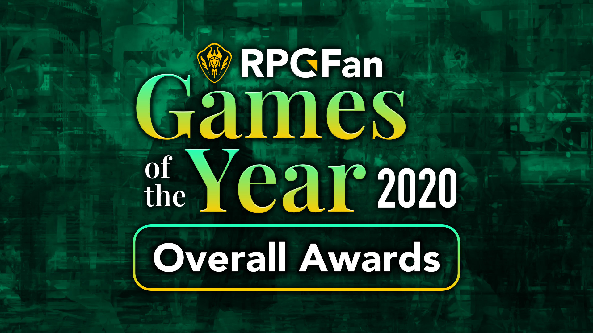 RPGFan Games of the Year 2020 Overall Awards
