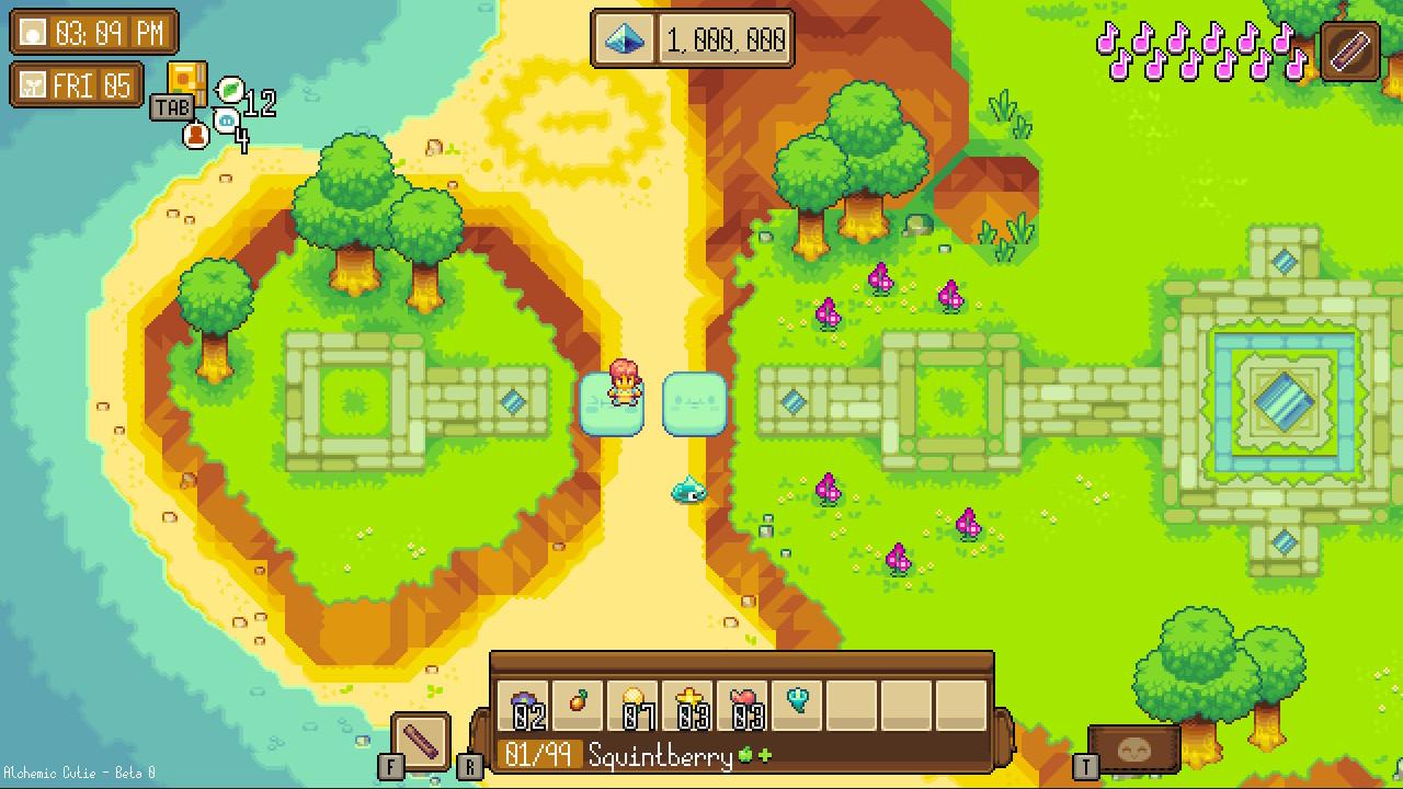 Alchemic Cutie Screenshot