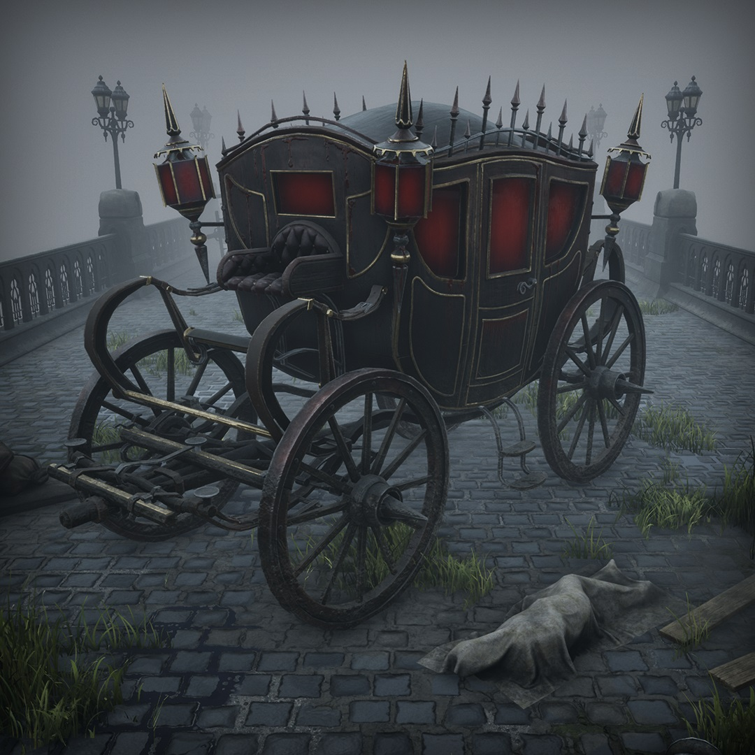 Black Legend Blood Carriage