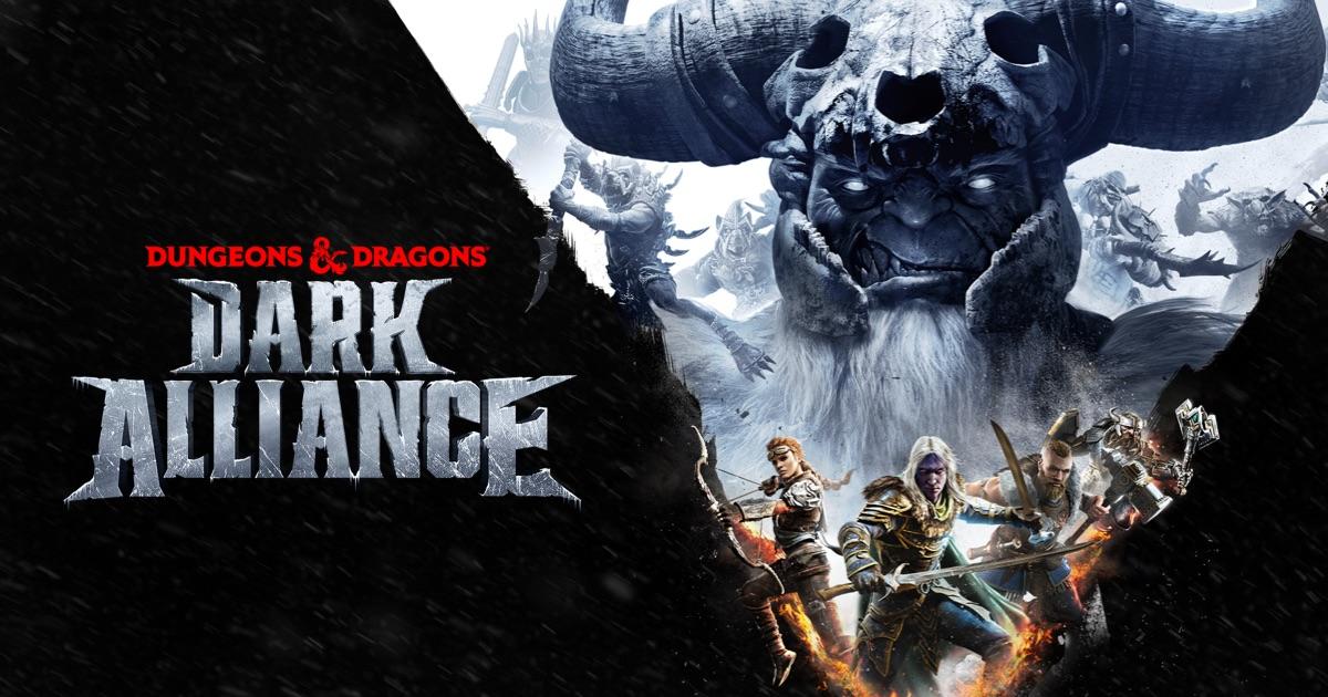 Dark Alliance Logo