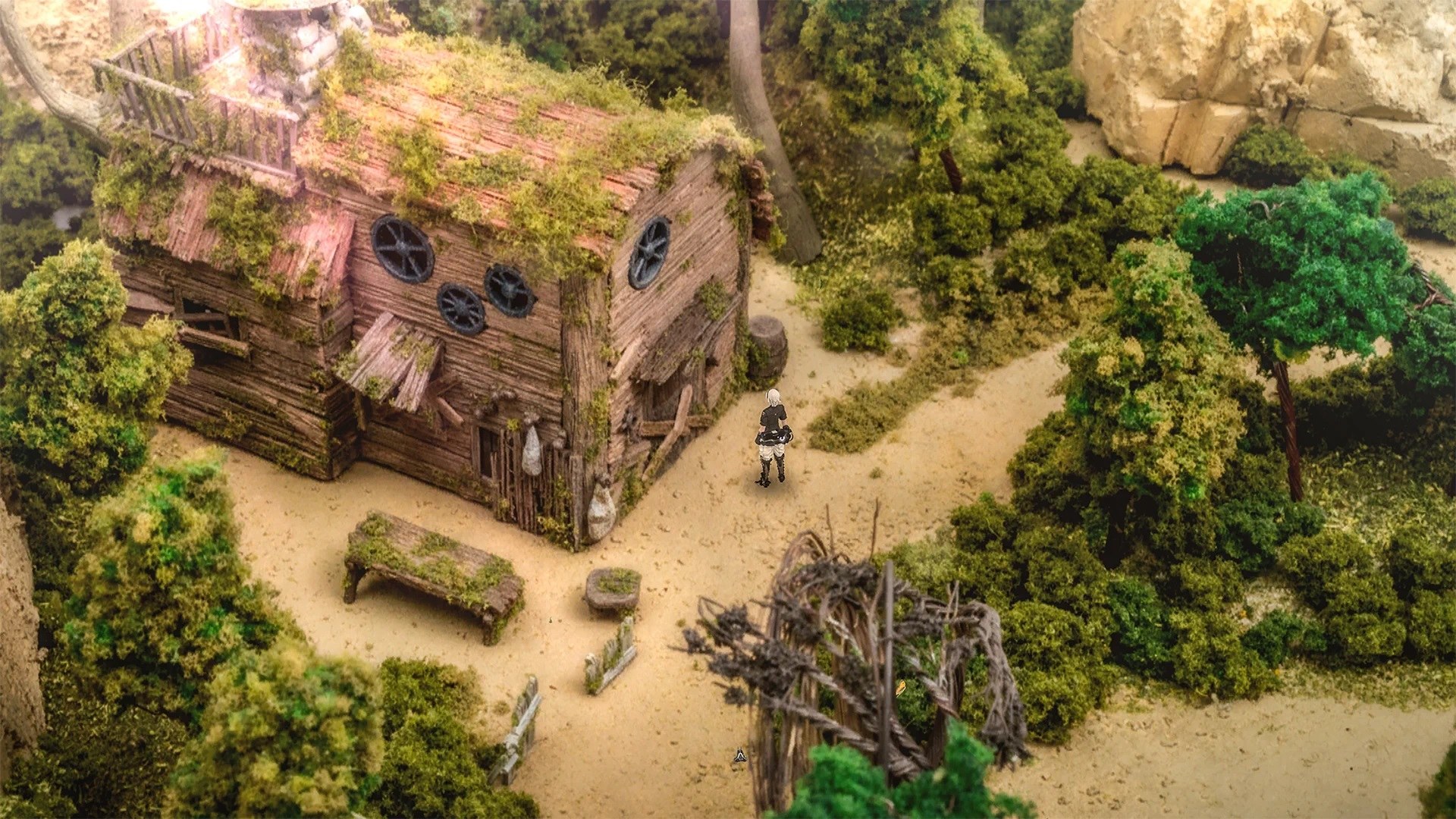 A Forest Home in Fantasian