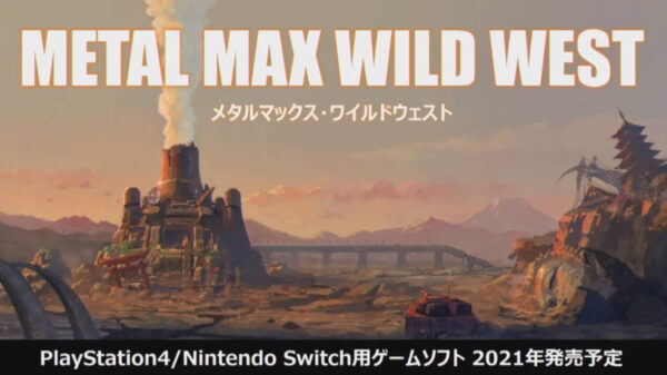 Preview Image Of Metal Max Wild West