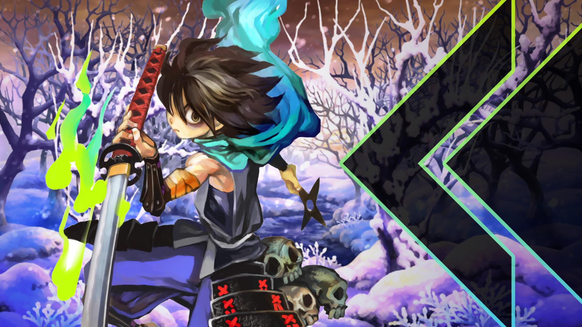 Retro Encounter 280 Muramasa The Demon Blade