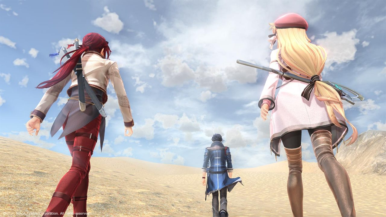 Screenshot From The Legend Of Heroes Kuro No Kiseki