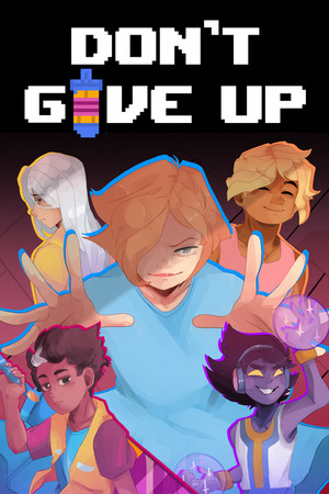 Don't Give Up: A Cynical Tale Cover Art