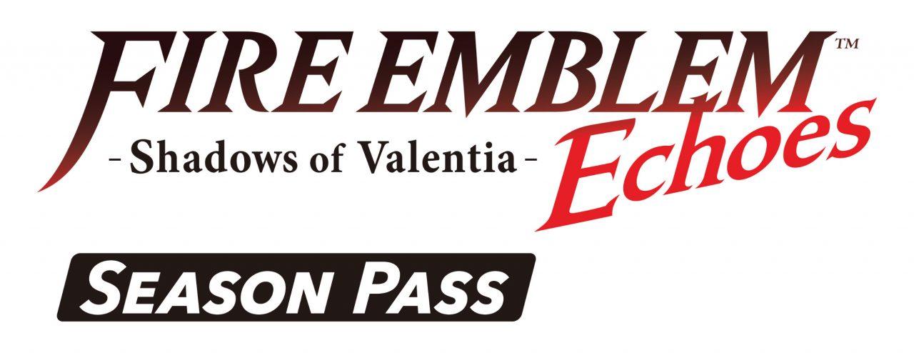Fire Emblem Echoes: Shadows of Valentia Logo 003 (Season Pass)