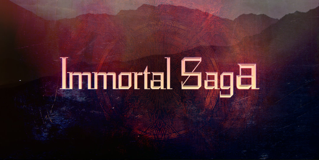 Immortal Saga Logo