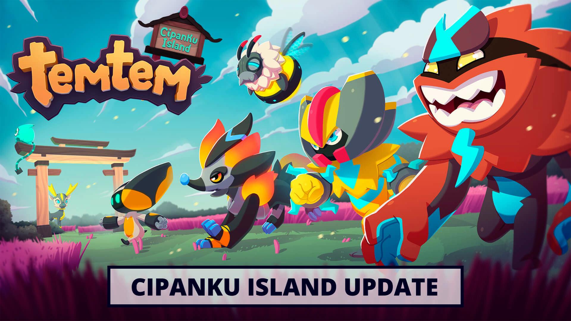 Temtem Cipanku Island Update