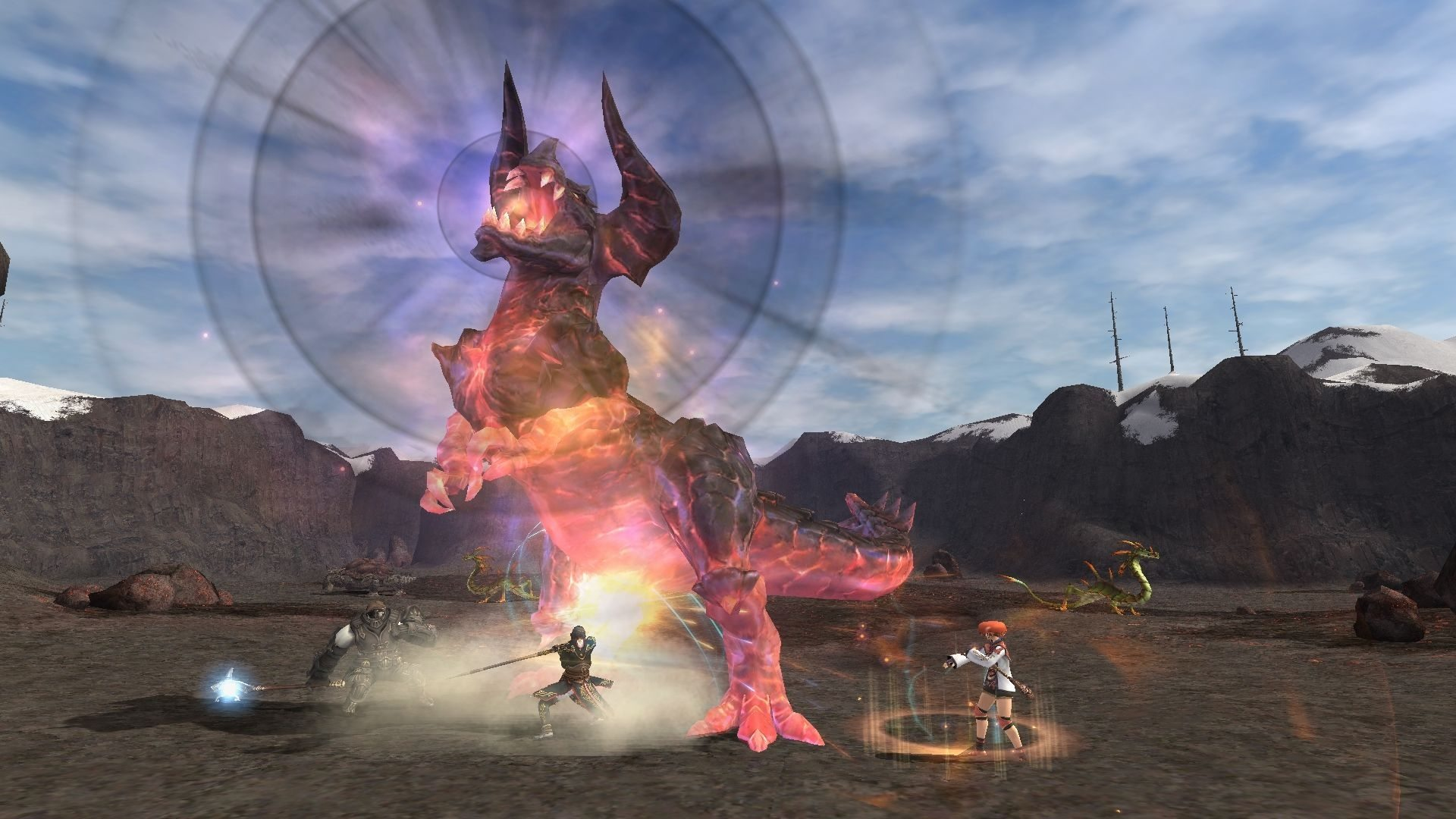 Final Fantasy XI - The Voracious Resurgence Third Update Released