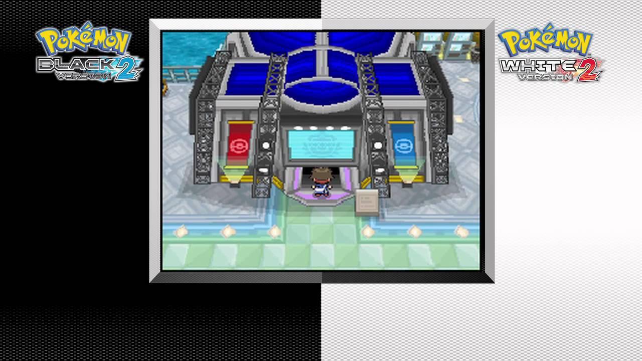 Pokémon Black & White 2 Trailer