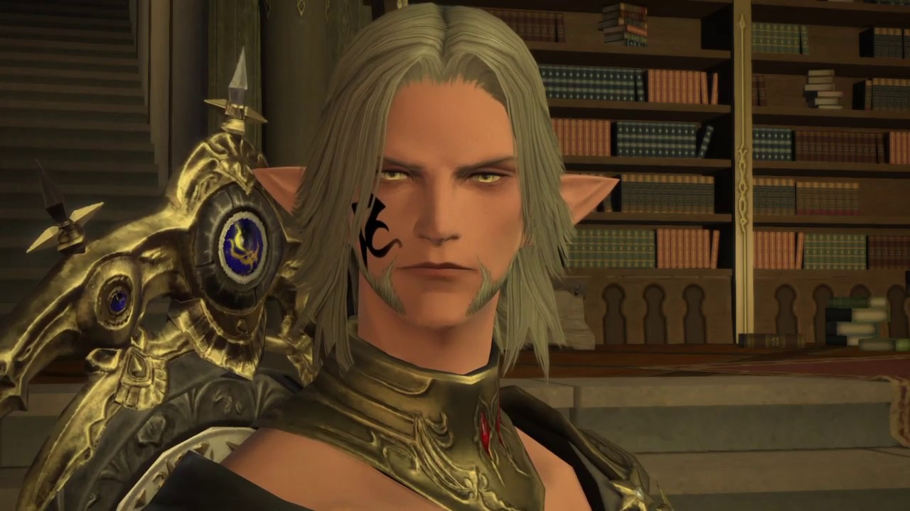 Urianger wants you to play the FFXIV PS5 beta.