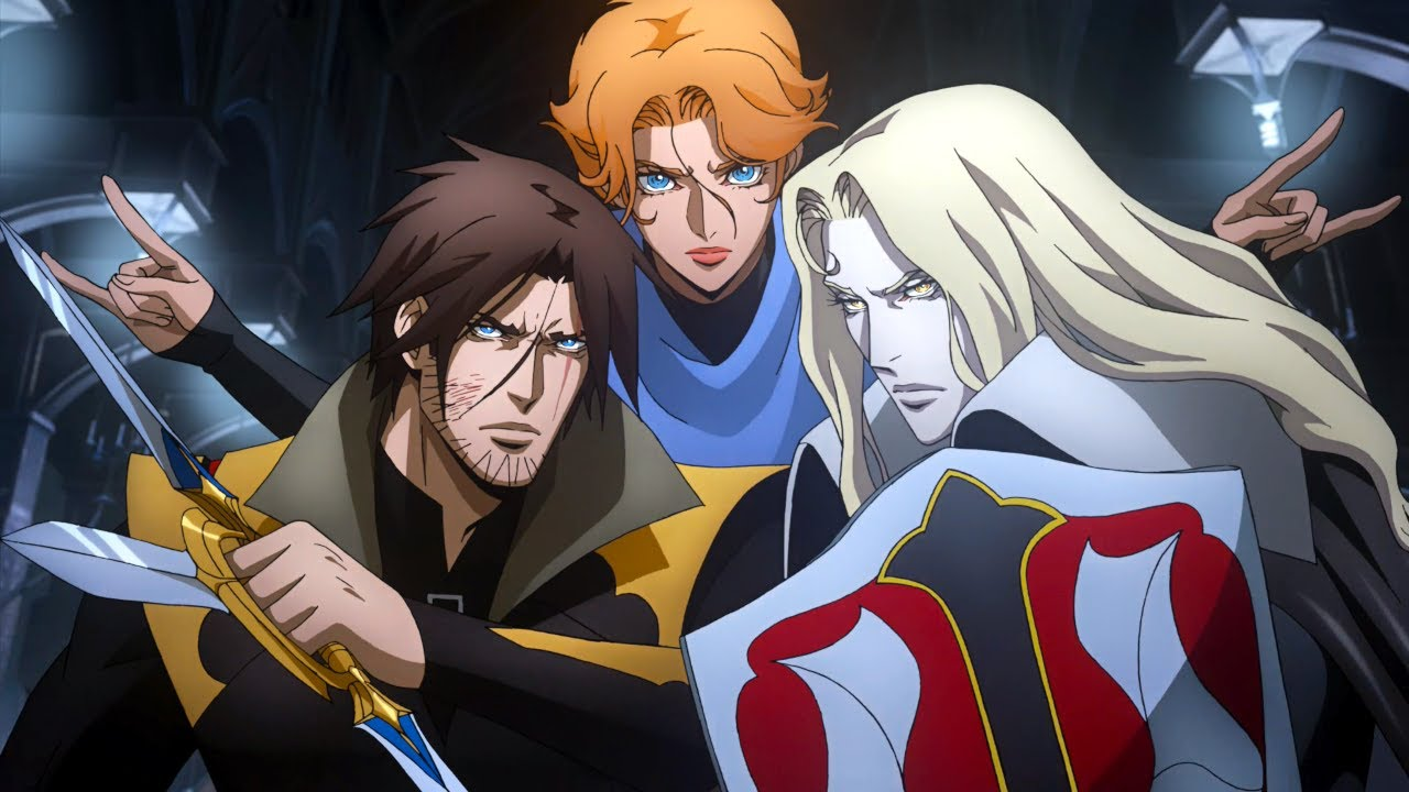 """Throughout the Castlevania series, rarely is the morality of the villain ever called into question. The goal is simple: kill Dracula, or prevent the resurrection of Dracula. The story is simple, and there's rarely any time for pathos or reflection. These same goals are shared with Netflix's Castlevania, but we get more time to spend with the characters, both """"good"""" and """"bad."""" And through four seasons, we've seen that humans can be just as evil as the Prince of Darkness. After all, they are the only ones who can reach into Hell. It's humans that caused Dracula to shun the world, and even in death, Dracula's presence is pervasive as vampires and night creatures attempt to revive their master to punish humans."""