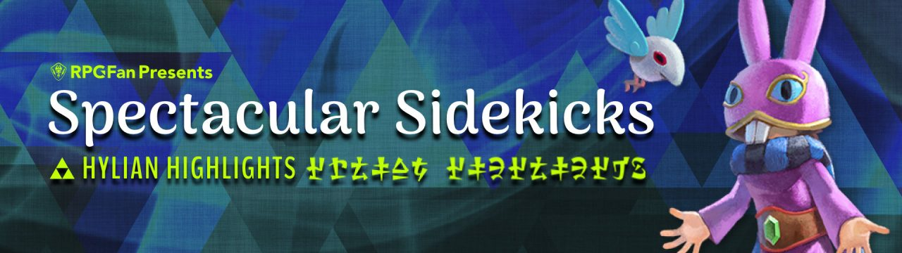 Hylian Highlights Spectacular Sidekicks Featured